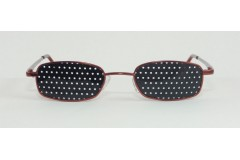 SR3 Small Trayner Glasses - Red